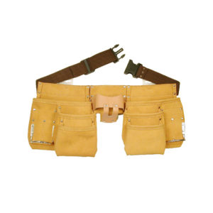 SLD-087 Leather Tool Pouch